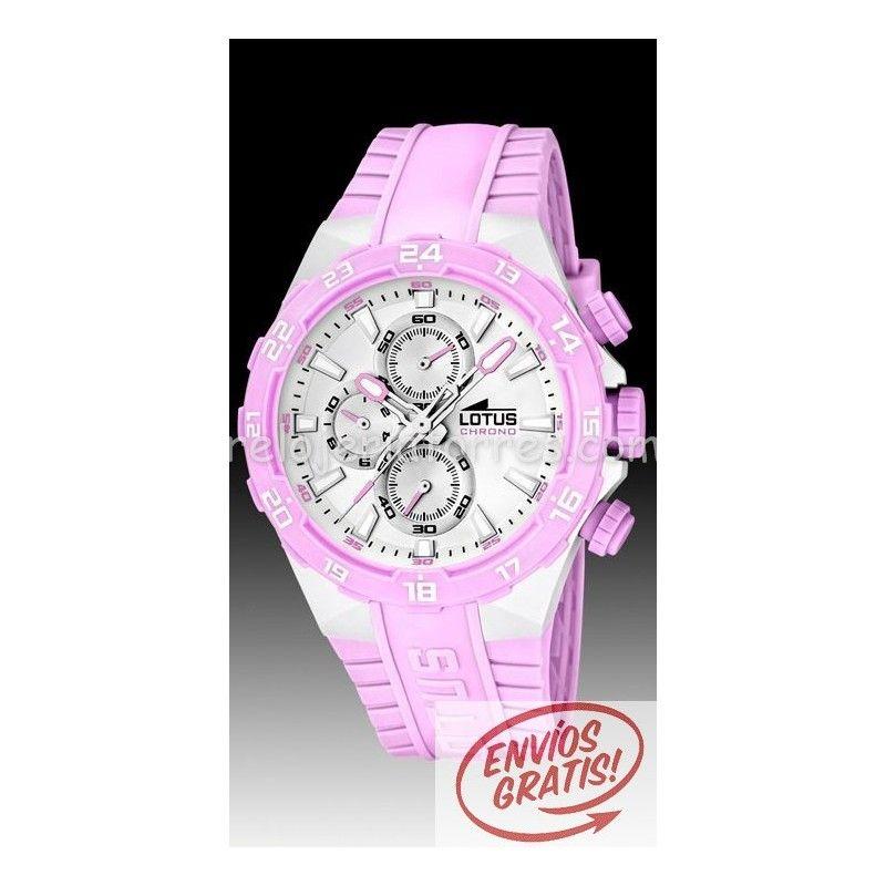 82128b402d59 RELOJ LOTUS MUJER 15800 A CAUCHO - www.relojeriatorres.com