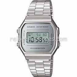 Reloj Casio retro unisex A168WEM-7EF