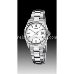 Reloj Lotus de mujer 15822/1 acero